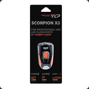 YLP SCORPION X3